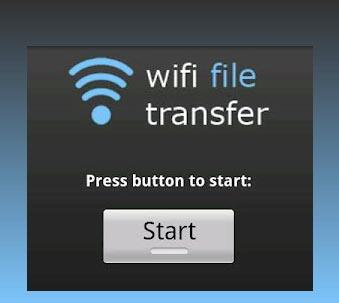 transfiere archivos de movil a ordenador sin cable