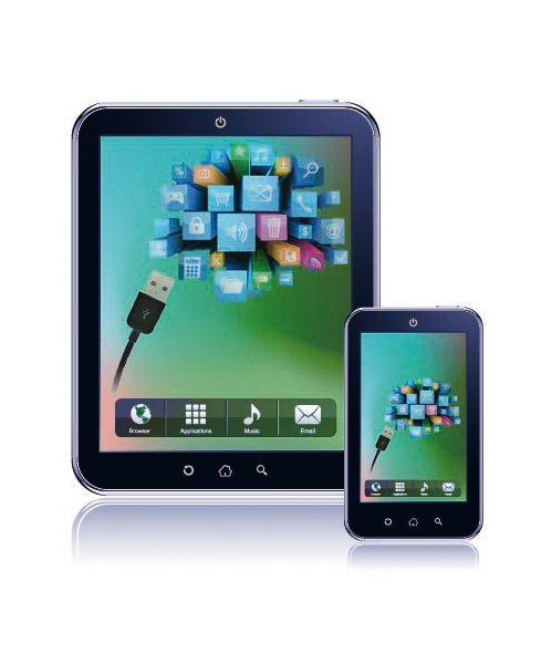 Conectar memoria usb y disco duro a tablet o movil