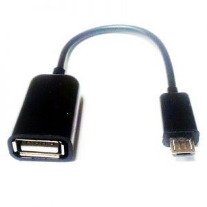 adaptador usb a microusb