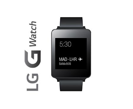LG G whatch