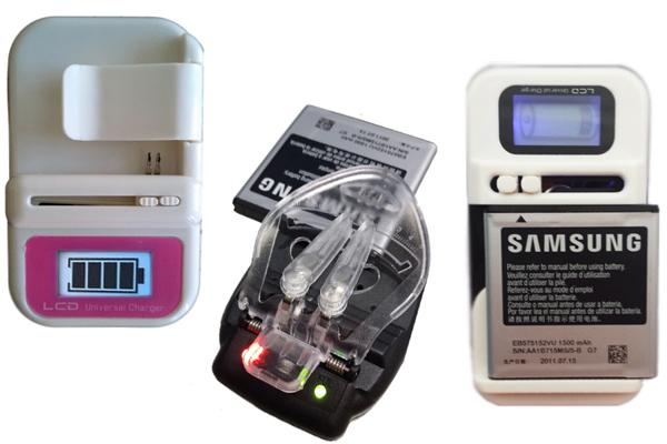 Cargadores externos de baterias de movil movilandroid - Cargador de baterias ...