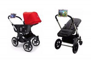 soporte tablet silla de paseo